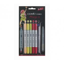 "COPIC Ciao Set 5+1 ""Manga 8"" 22075568"