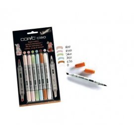 "COPIC Ciao Set 5+1 ""Scrap 1"" 22075559"