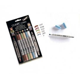 "COPIC Ciao Set 5+1 ""Scrap 2"" 22075560"