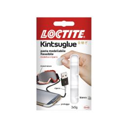 Pasta modellabile flessibile Kintsuglue 3x5gr. - LOCTITE