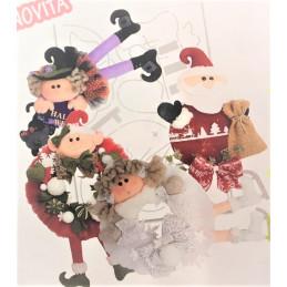 Cartamodello Stencil Creattiva Serie Natale ed Epifania CRSTE 028