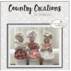 Cartamodello Federica Country Creations Creattiva